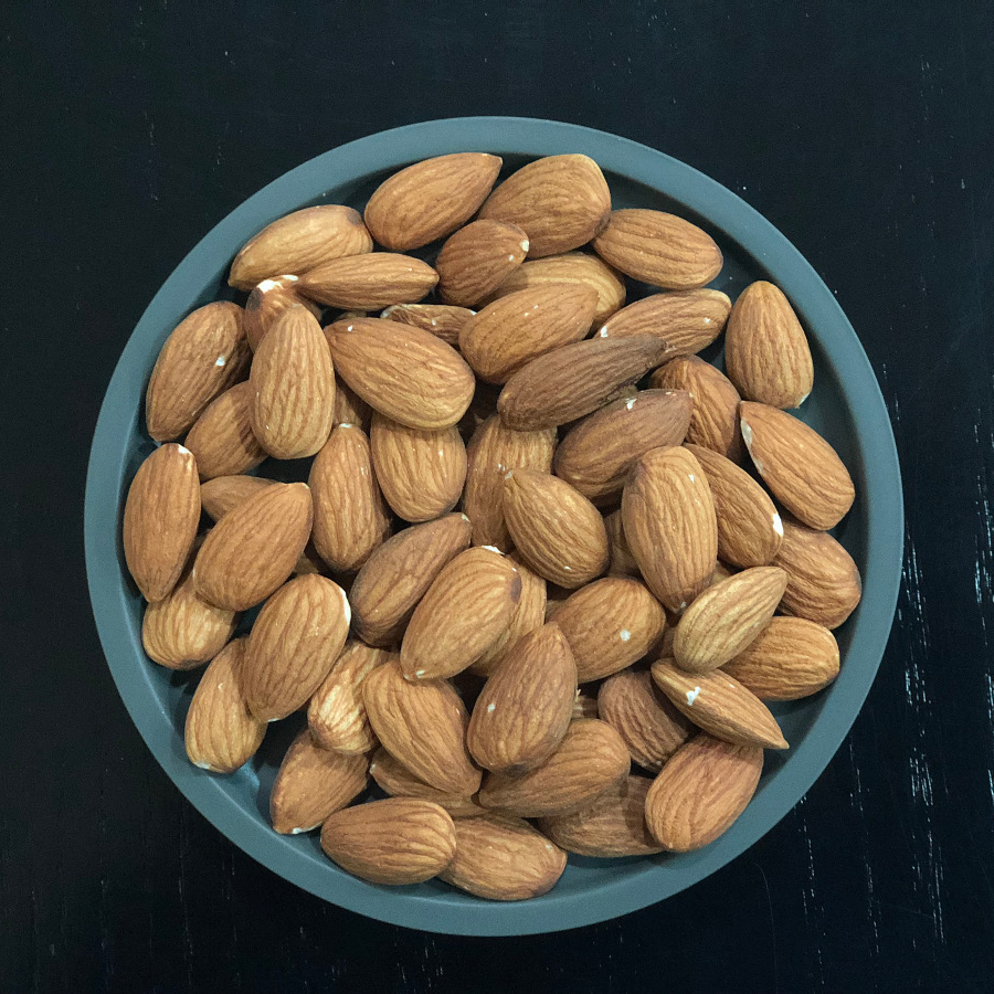Natural Nonpareil almond