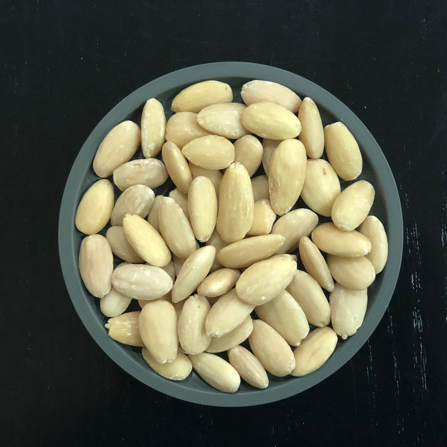 Blanched Nonpareil almond